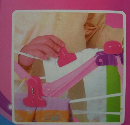 Rewelacyjna suszarka na pranie została wykonana w kolorystyce...