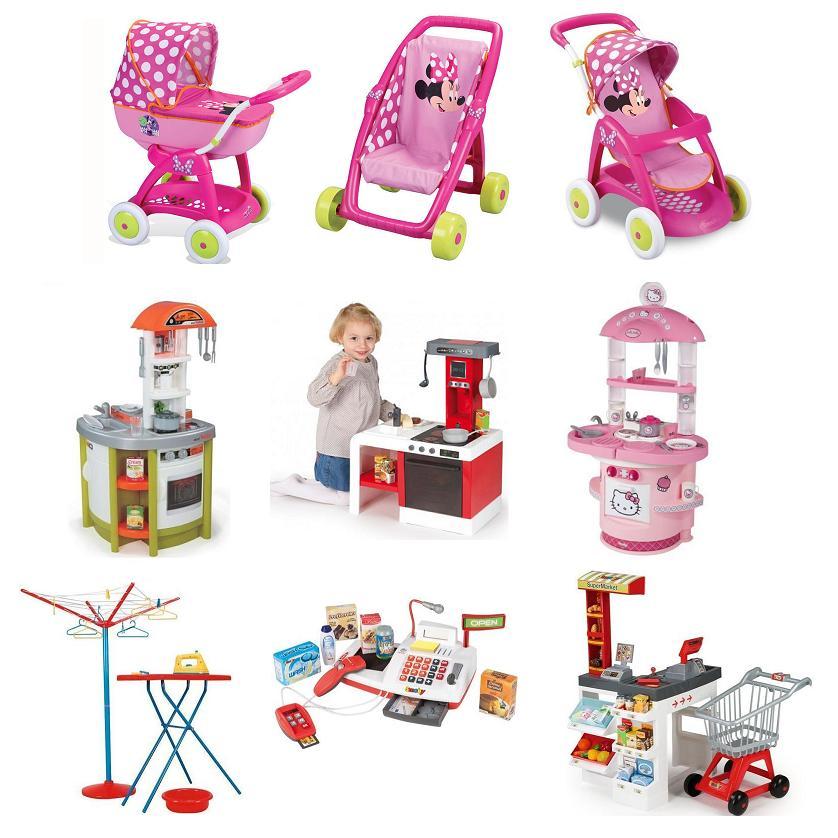 Zabawki SMOBY
