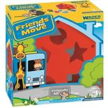 Domek Edukacyjny Friends On The Move 54290