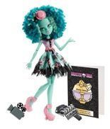 Honey Swamp Strach Kamera Akcja Monster High