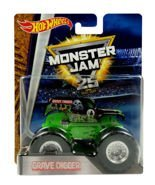 Hot Wheels superterenówka Monster Jam DRR57