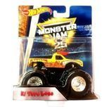 Hot Wheels superterenówka Monster Jam DRR85