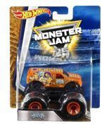 Hot Wheels superterenówka Monster Jam DWM97