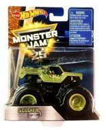 Hot Wheels superterenówka Monster Jam DWN20