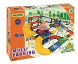 Kid Cars 3D-Multi Parking 9.1 m WADER 53070