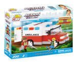 Klocki Cobi Action Town ambulance 1765