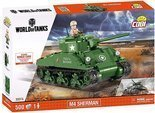 Klocki World of Tanks M4 Sherman A1 3007 Cobi