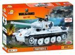 Klocki World of Tanks Panther G 3012 Cobi
