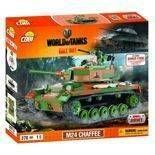 Klocki World of tanks M24 Chaffee 3013 Cobi