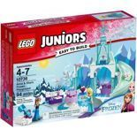 Lego Juniors 10736 Plac zabaw Anny i Elsy