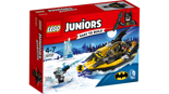 Lego Juniors 10737 Batman kontra Mr. Freeze