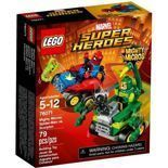 Lego Super Heroes 76071 Spider-Man vs Skorpion