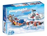Playmobil Action Psi zaprzęg 9057