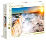 Puzzle 1000 HQ Waterfall 39385 Clementoni