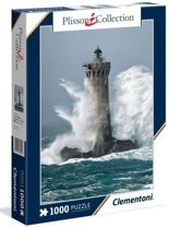 Puzzle 1000 Plisson Four Lighthouse Clementoni