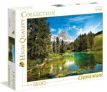 Puzzle 1500 HQ Blue Lake 31680 Clementoni