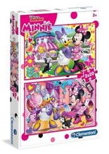 Puzzle 2x20 Minnie Happy Helper Clementoni