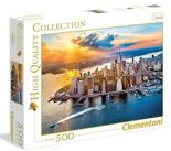 Puzzle 500 HQ New York 35038 Clementoni