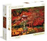 Puzzle 500 HQ Orient Dream 35035 Clementoni