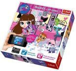 Puzzle 80el. Littlest Pet Shop Trefl