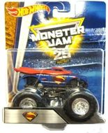 Superterenówka Monster Jam Hot Wheels DRR76