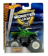 Superterenówka Monster Jam Hot Wheels DWN03