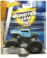 Superterenówka Monster Jam Hot Wheels DWN06