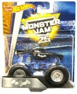 Superterenówka Monster Jam Hot Wheels DWN07