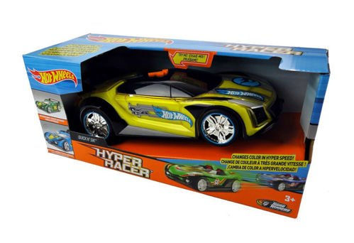 Hot Wheels Hyper Racer Quick N' Sik Toy State