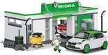 *CARS /24580/ SKODA FABIA R5 - RACING GARAGE 525