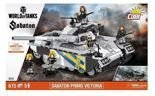 Klocki world of tanks SABATON PRIMO VICTORIA 3034