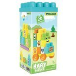 Baby Blocks 20 el. Wader 41430