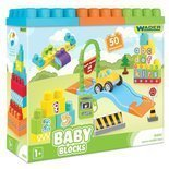 Baby Blocks 50 el. Wader 41450