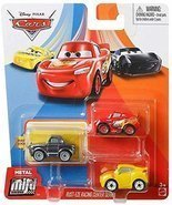 Cars Metal Mini Racers 3 pak GKG06 Mattel