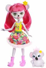 Enchantimals Karina Koala i Dab Mattel