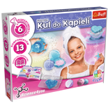 Fabryka kul do kąpieli Science4you Trefl 61080
