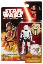Figurka Star Wars Flametrooper 9,5 cm B3969