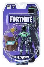Figurka z gry Fortnite Toxic Trooper Tm Toys