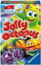 Gra Jolly Octopus mini Ośmiornica Ravensburger