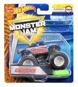 HW Samochód Monster Jam King Krunch FLW89