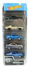 Hot Wheels 5 pak Fast Furious Mattel