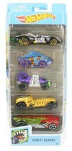 Hot Wheels 5 pak Street Beasts Mattel