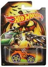 Hot Wheels Halloween Rocket Box Mattel