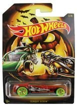 Hot Wheels Halloween Torque Screw Mattel