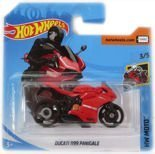Hot Wheels Kolekcja Moto