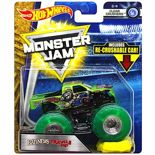 Hot Wheels Monster Jam Badnews Travels Fast Mattel