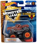 Hot Wheels Monster Jam Brutus Mattel
