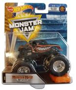Hot Wheels Monster Jam Jam Mutt Rottweiler Mattel