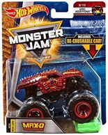 Hot Wheels Monster Jam Max Destruction Mattel