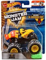 Hot Wheels Monster Jam Niro Hornet Mattel